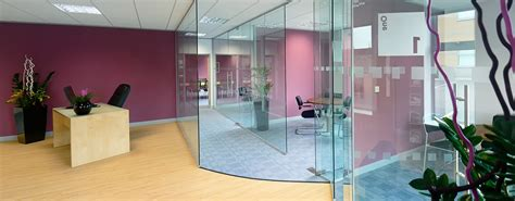 ufficio nep glass partitioning frameless glass office partitioning