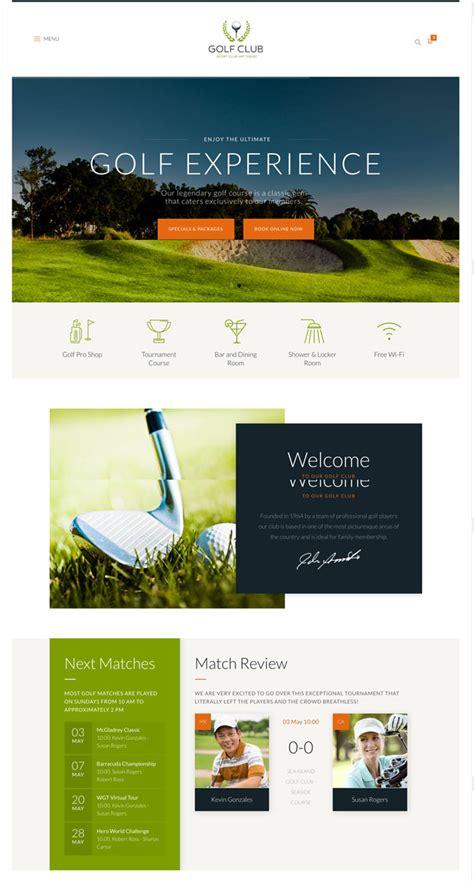 themes wordpress golf 15 best golf wordpress themes for golf courses golf