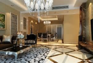 Mediterranean Homes Interior Design 3d