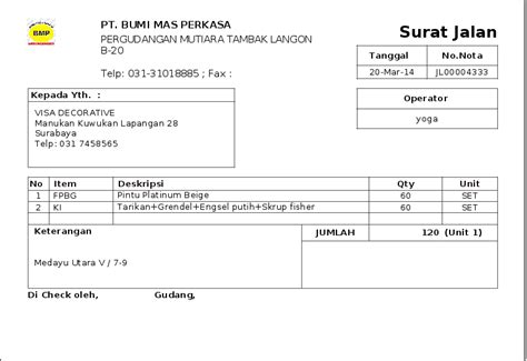 contoh invoice format related keywords contoh invoice