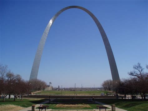 gateway arch panoramio photo of gateway arch
