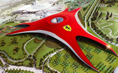 ferrari world ferrari world wallpapers hd wallpapers id 8963