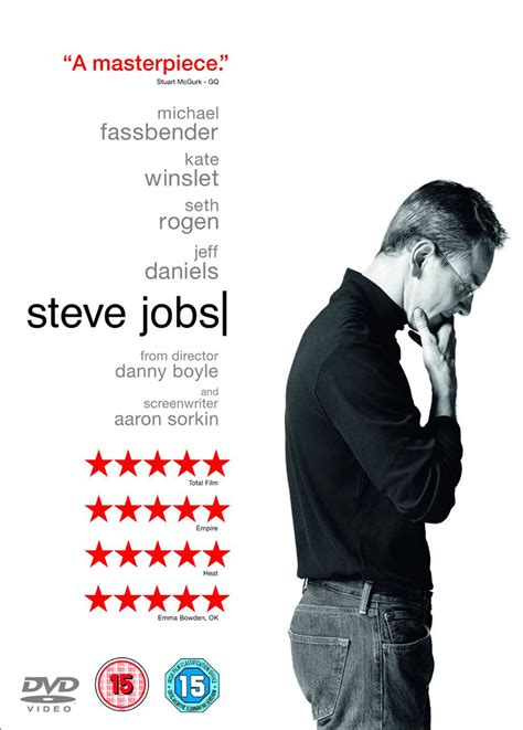 film biography steve jobs steve jobs dvd review big gay picture show