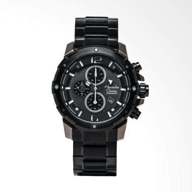 Jam Tangan Alexandre Christie Ac 6455 Fullblack Green jual jam tangan pria alexandre christie harga kualitas terjamin blibli