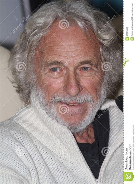 dennis schuh jp franse acteur richard redactionele stock foto