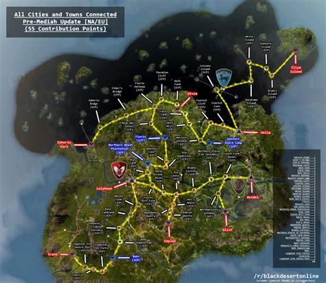 black desert world map map mmorpg black desert galleries