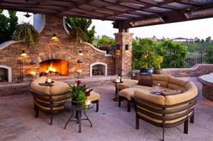 15 luxury and mediterranean patio designs