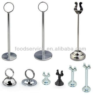 restaurant table number stands table number holders buy table number holder table