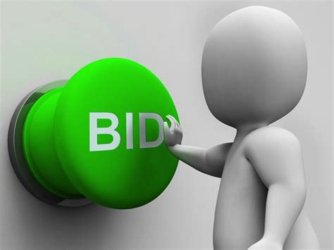 auction bid how to motivate your auction bidders