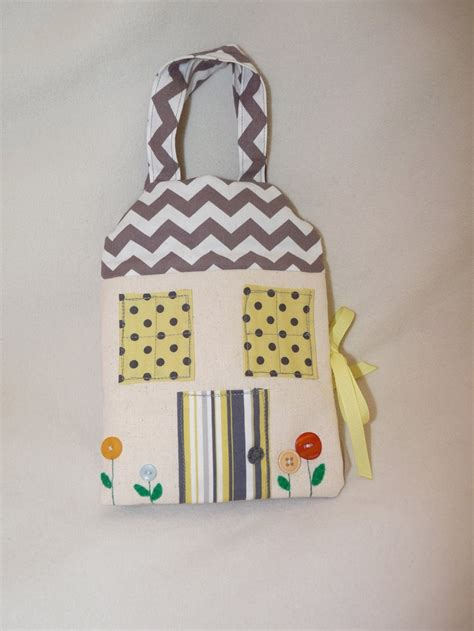 felt doll house fabric doll house with felt doll and 4 outfits oh baby pinterest flats style