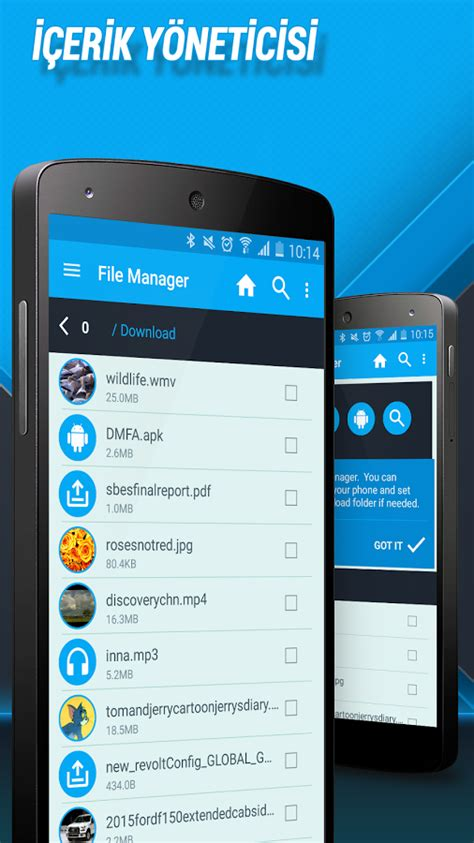 manager android manager for android indir android i 231 in dosya