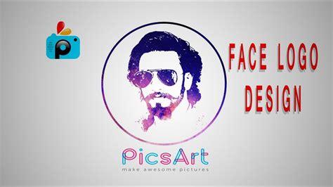 tutorial typography dengan picsart how to make galaxy face logo by picsart picsart face