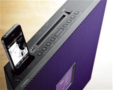 Speaker Cd Player Yamaha Isx 800 yamaha restio isx 800 syst 232 me audio st 233 r 233 o universel de salon avec station d accueil pour ipod