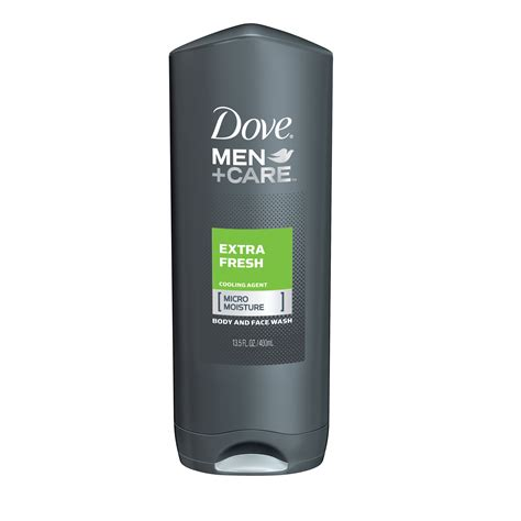 dove men plus care clean comfort dove men care extra fresh body and face wash