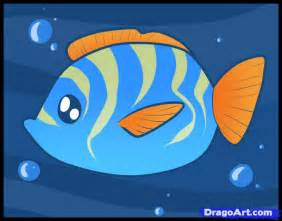 How To Draw A Betta For Kids Fish Step 2   Apps Directories
