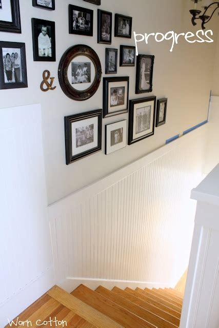beadboard hallway 12 best images about stairs on carpets foyers