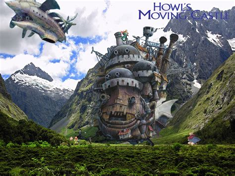 film ghibli bagus review film howl s moving castle 2004