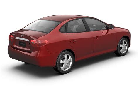 hyundai elantra models 2007 hyundai elantra avante 3d model vehicles 3d models