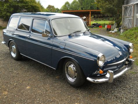 old volkswagen type 3 1968 volkswagen type 3 squareback german cars for sale blog
