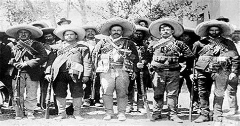 en la revolucion mexicana pancho villa principales personajes de la revoluci 243 n mexicana la