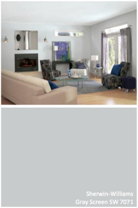 sherwin williams gray screen sw 7571 gray the new neutral gray paint colors