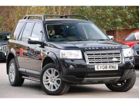 how it works cars 2008 land rover freelander interior lighting land rover freelander picture land rover freelander 2008 freelander 2 2 2 td4 hse photos 3088897