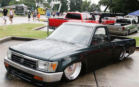Bagged Toyota Truck Bagged Trucks For Sale Toyota Images