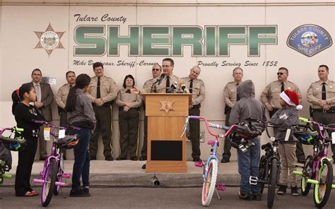 Open House Giveaways - tulare sd holds open house bike giveaway crime voice