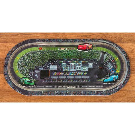Disney Mat - disney cars race track floor mat 7112p save 70