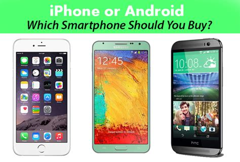which android phone should i buy 15 things the does better than android