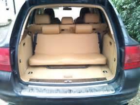 7 Seater Porsche Porsche Cayenne 7 Seat Conversion 2003 Gt 2010 Ebay