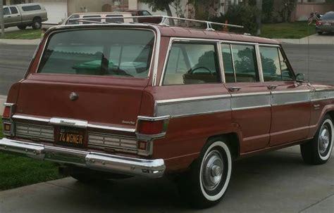 1974 jeep for sale 1974 jeep wagoneer quadra trac 4x4 for sale in oceanside
