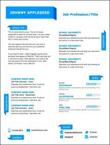 free modern resume templates word create your own resume template
