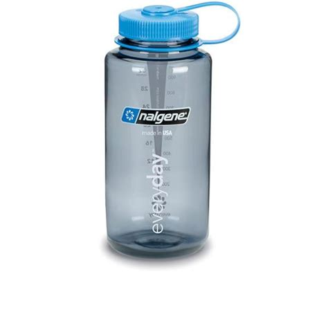 Nalgene Wide 1l Purple Tutup Putih water bottles and containers