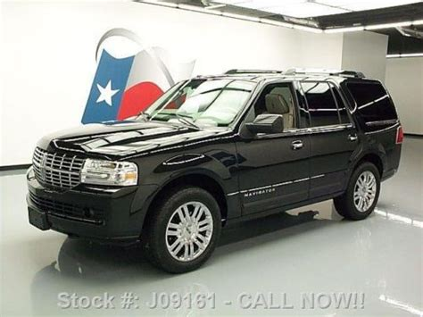hayes auto repair manual 2010 lincoln navigator navigation system service manual 2010 lincoln navigator l sunroof replacement buy used 2010 lincoln navigator