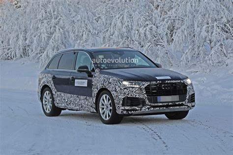 Audi Q7 2020 Facelift by 2020 Audi Q7 Facelift Enters The Golden Age Of Audi Design