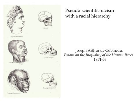 A Beautiful Essay On Race by Essay On The Inequality Of The Human Races Gobineau