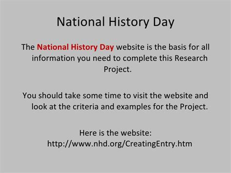 national history day research paper sle annotated bibliography for national history day