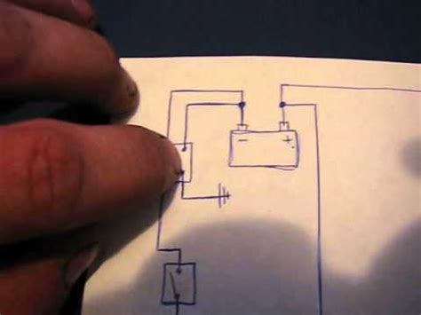 dual battery wiring diagram  ndchevy youtube