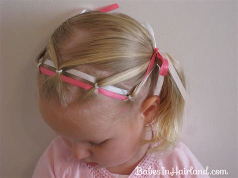 Ribbon Headband ponies ribbon headband in hairland