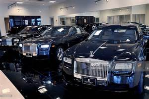 Steve Foley Rolls Royce Rolls Royce Sees Record High Sales Despite Recession