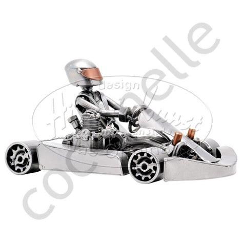 Tshirt Manor Racing Marques Hitam cadeau pour homme objet de d 233 coration karting maquette hinz et kunst en m 233 tal