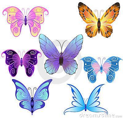 imagenes mariposas estilizadas mariposas foto de archivo libre de regal 237 as imagen 15128825