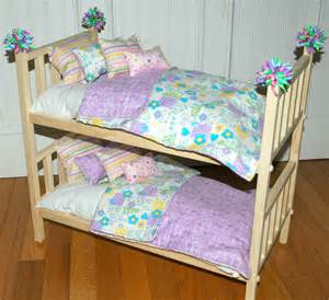 bed dolls 17 best photos of american doll bunk beds american