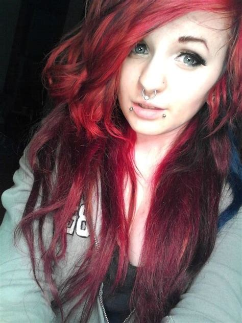 black hairstyles red red and black hairstyles tumblr www imgkid com the