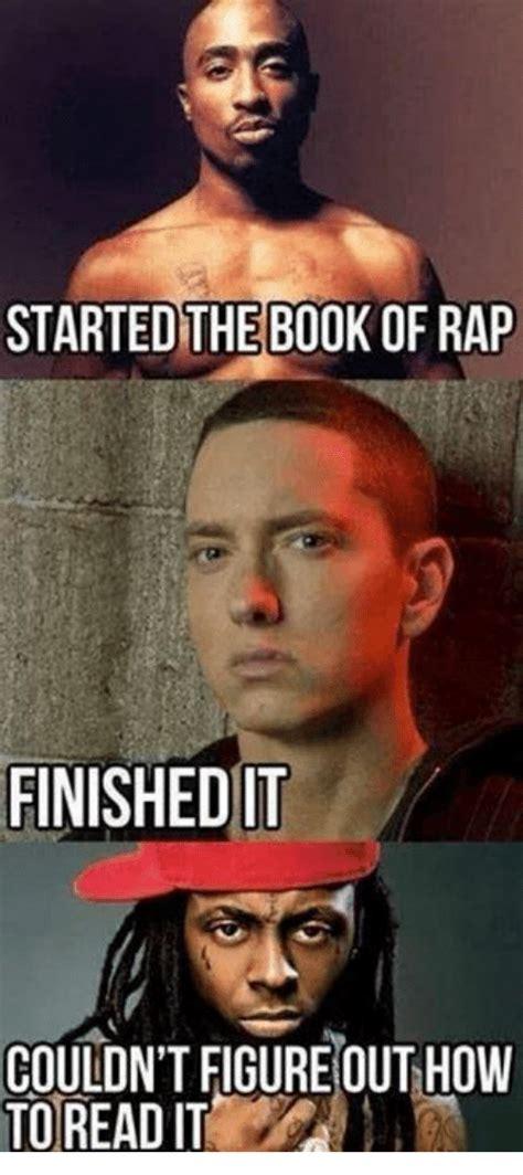 Rap Memes - 25 best memes about book of rap book of rap memes