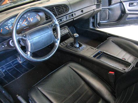 how does cars work 1987 porsche 944 interior lighting 1987 porsche 944 turbo german cars for sale blog