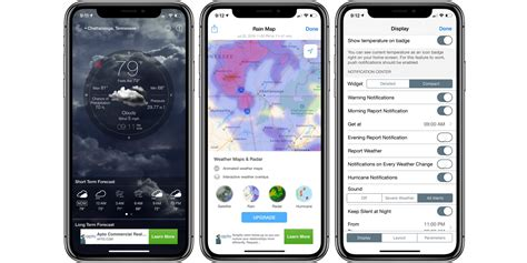 k iphone app what s the best weather app for iphone 9to5mac