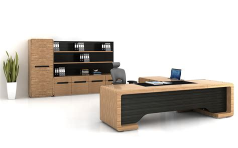 Office Executive Desk Furniture Bamboo Executive Desk Greenbamboofurniture
