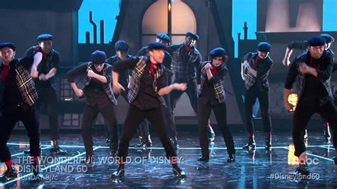 Steps In Time derek hough dances to quot step in time quot disneyland 60 sneak